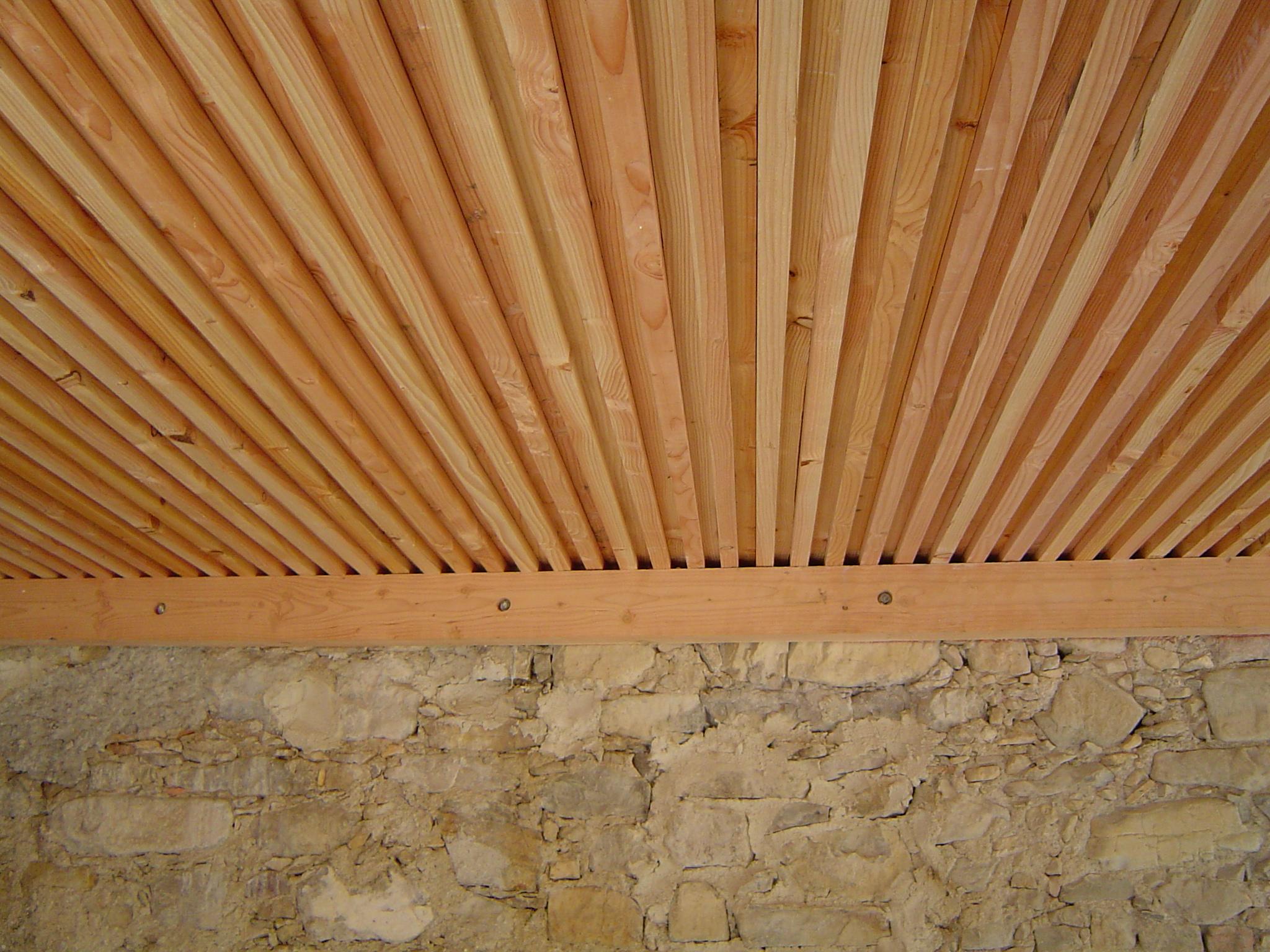 Formation planches clou es le gabion - Coffrage perdu metallique plancher collaborant ...